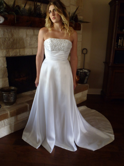 Ilissa By Demetrios Wedding Dress